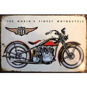 Cedule The Worlds finest motorcycle