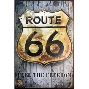 Cedule Route 66 Freedom