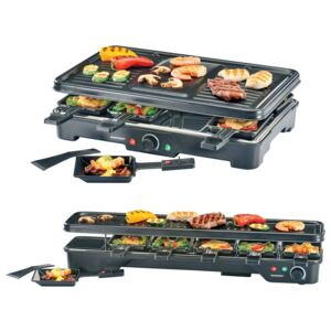 SILVERCREST® Raclette gril SRG 1200 B2 / SRGL 1200 A1