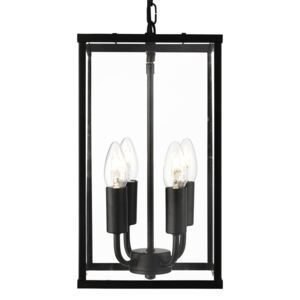 Searchlight LANTERNS 4244BK