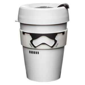 KeepCup bílý hrnek Star Wars Stormtrooper Medium