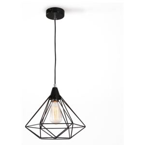 Light4home Lustr na lanku DIAMOND 1xE27/60W/230V 30 cm LH0280