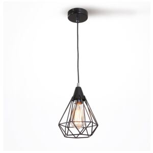 Light4home Lustr na lanku DIAMOND 1xE27/60W/230V 17 cm LH0281