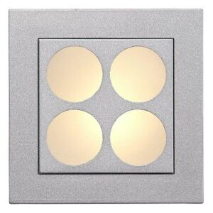 Lucide 17958/11/36 BEN Wall light recessed square + grill 8