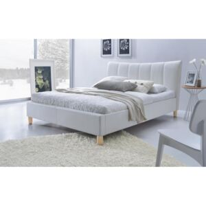 SANDY bed, color: white