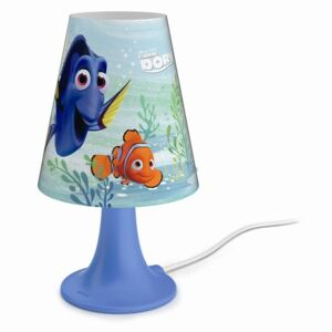 Philips NOV 2016 Finding Dory table lamp blue 1x23W SELV 71795/90/16