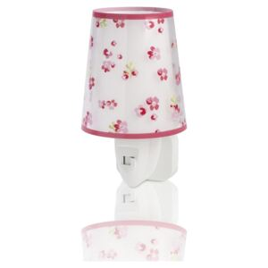 Dalber 81175S - LED Lampička do zásuvky DREAM FLOWERS LED/0,3W/230V PI437