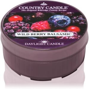 Country Candle Wild Berry Balsamic čajová svíčka 42 g