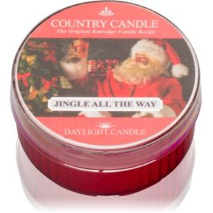 Country Candle Jingle All The Way čajová svíčka 42 g