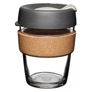 Designový termohrnek KeepCup Brew LE Cork Press M 340ml