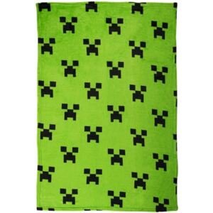 HALANTEX Fleece deka Minecraft 100% Polyester, 100/150