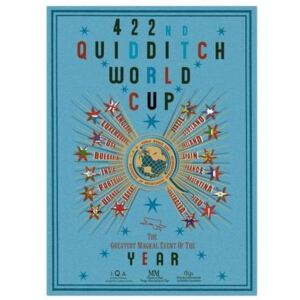 The Art Printorium Ltd Plakát Harry Potter - Quidditch World Cup