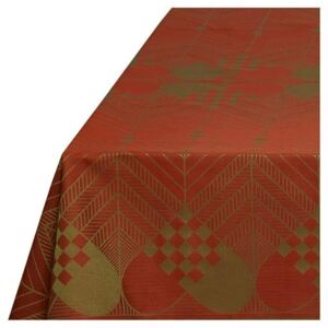 Georg Jensen Damask Ubrus CHRISTMAS Red 165 x 165 cm