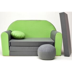 Ourbaby 1275 Sofa gray-green
