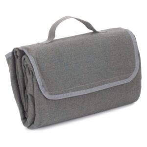 Willow Direct Pikniková deka Grey Tweed 140x120cm