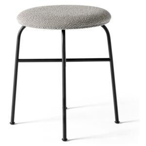 Menu Stolička Afteroom Stool, Black, Light Grey