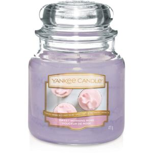 Svíčka Sweet Morning Rose - Yankee Candle