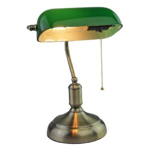 V-TAC Banker's lamp Green