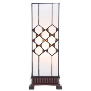 Clayre & Eef - Stolní lampa Tiffany 5LL-5889