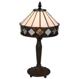 Clayre & Eef - Stolní lampa Tiffany 5LL-5197