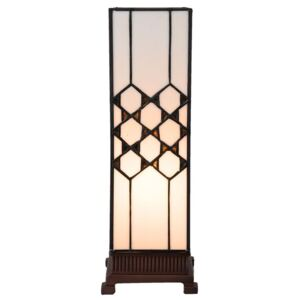 Clayre & Eef - Stolní lampa Tiffany 5LL-5888