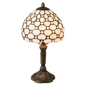 Clayre & Eef - Stolní lampa Tiffany 5LL-5879