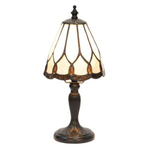 Clayre & Eef - Stolní lampa Tiffany 5LL-5995