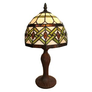 Clayre & Eef - Stolní lampa Tiffany 5LL-6027