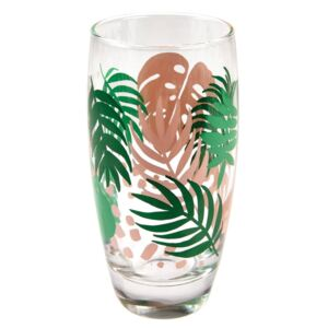 Sklenička Rex London Palm Leaf, 350 ml