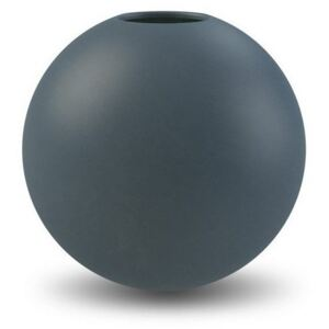 COOEE Design Váza Ball Midnight Blue - 20 cm