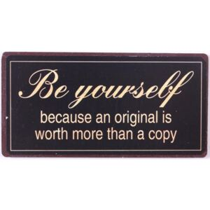 Magnet Be yourself