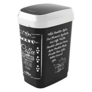 KIS Dual Swing Bin Style M, Coffee menu, 25l