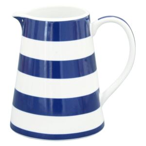 Malý džbánek Blue Stripes