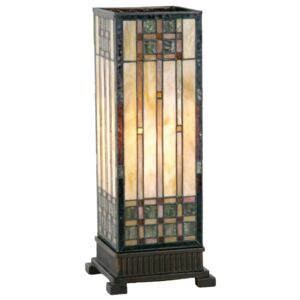 Clayre & Eef - Stolní lampa Tiffany 5LL-9221