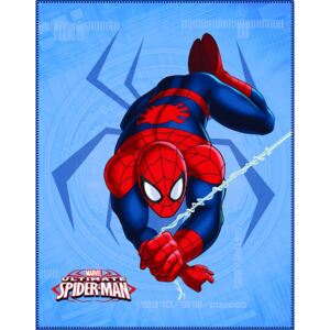 CTI Fleece dečka Spiderman Spider 110x140 cm