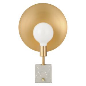 ACA DECOR Stolní lampa AVANTGARDE GOLD