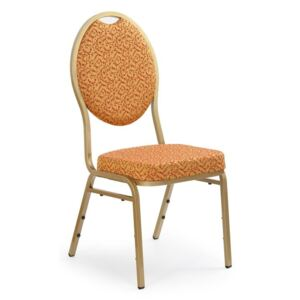 K67 chair color: gold