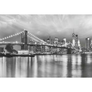 Fototapeta Brooklyn Bridge, rozměr 368 cm x 254 cm, fototapety Sunny Decor SD934