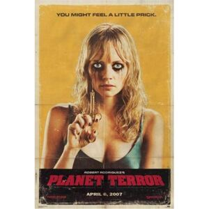 Plakát, Obraz - PLANET TERROR - one sheet, (68 x 98 cm)
