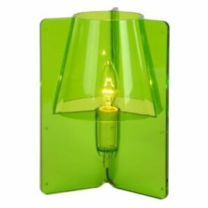 LUCIDE TRIPLI Table Lamp E14 H25 D25cm Green, stolní lampa