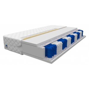 EuroSleep Matrace Eurosleep Treviso | 100x200 Square