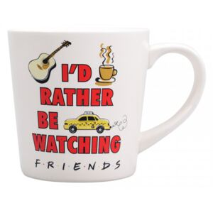 Hrnek Přátelé - Rather be watching Friends