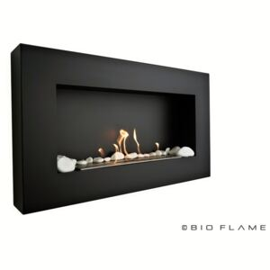 Biokrb Grand M black Close (50 x 90 x 12 cm)