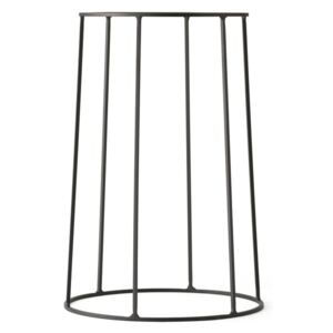 MENU Podstavec Wire Base Black - 40 cm