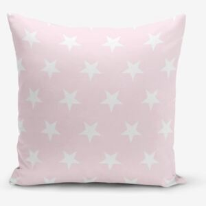 Povlak na polštář Minimalist Cushion Covers Powder Star, 45 x 45 cm