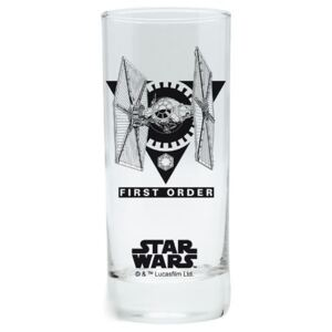 ABYstyle Sklenice Star Wars: Last Jedi - First Order 290ml