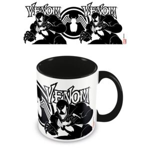 Venom hrnek - Black and Bold