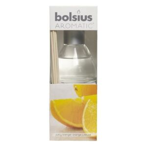 Bolsius Aromatic Diffuser 45ml Juicy Orange vonná stébla