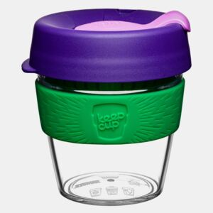 KeepCup zeleno-fialový hrnek Original Small 227 ml