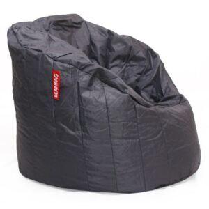 Sedací vak Lumin BeanBag Chair dark gray 80x80x75